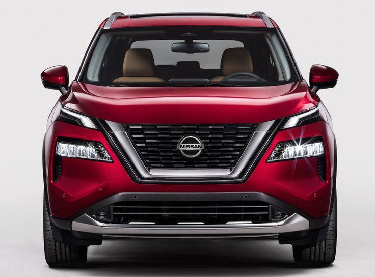 Nissan Rogue Platinum AWD '2020 in 2020 Nissan rogue