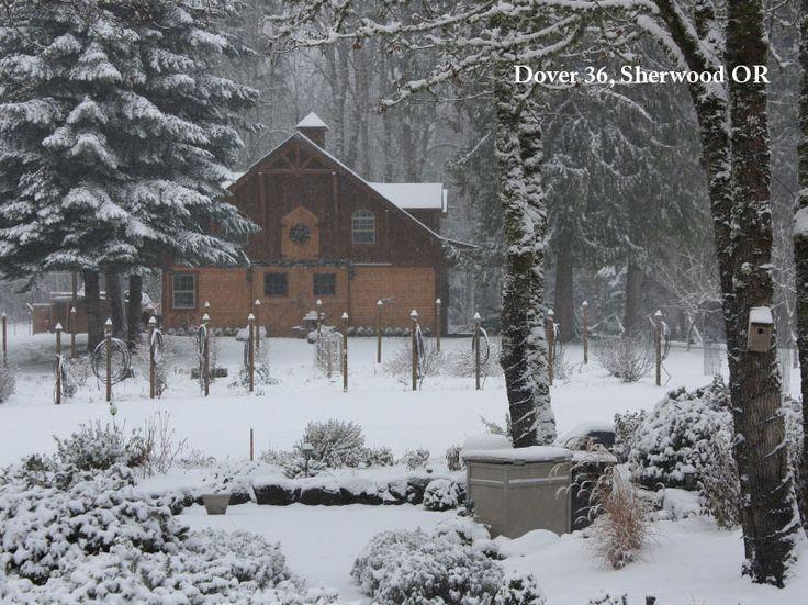 Wintertime a barn pros barn barns pinterest for Barn pros nationwide