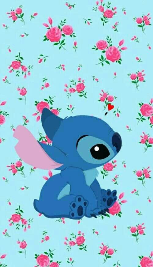 18 Best Stitch Wallpaper Images On Pinterest