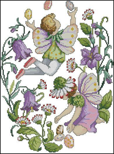Hadas de las Flores - Junio