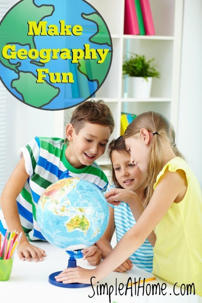 Geography is often not a favorite subject but it does not have to be a bore. You can have so much fun with a little planning and creativity. Find a fun geography curriculum We are using Drawing Around the World to teach the children US geography this year and intend to move on to the...Read More »