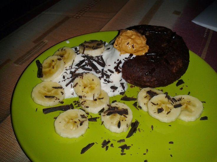 my way to fitness: Čokoládovo-kokosový mugcake