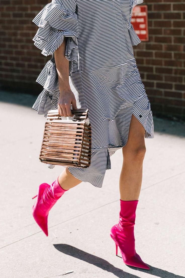 You Need Stripes to wear those shoes & socks