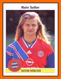 Alain Sutter - FC Bayern Munich (1994-1995)