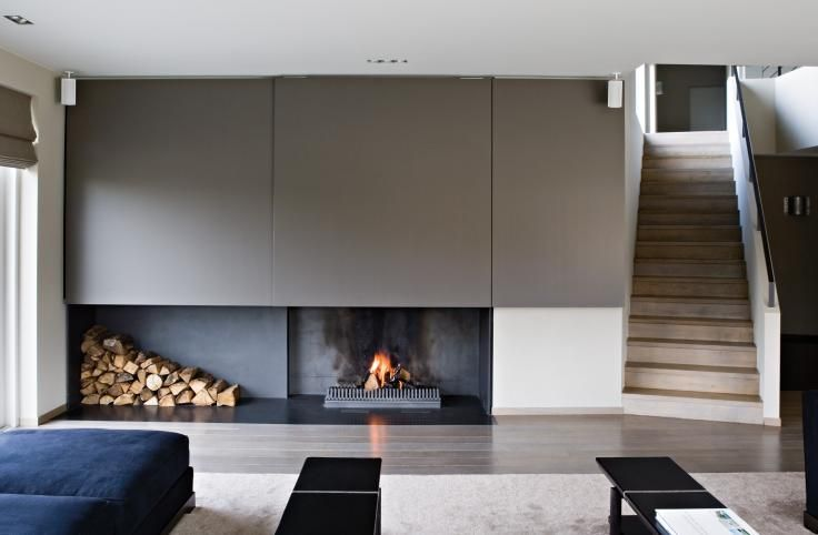 17 best images about tv wand on pinterest modern fireplaces fireplaces and the fireplace. Black Bedroom Furniture Sets. Home Design Ideas