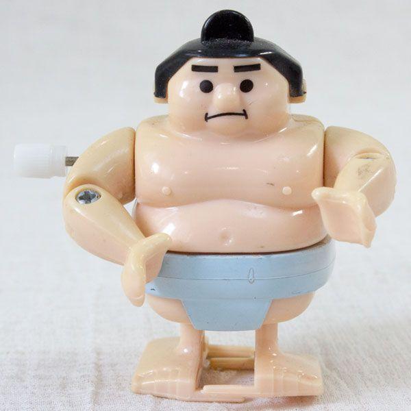 ああ大相撲 おすもうさん ゼンマイ