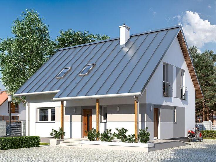 Projekt domu ST9-34 Dom.pl