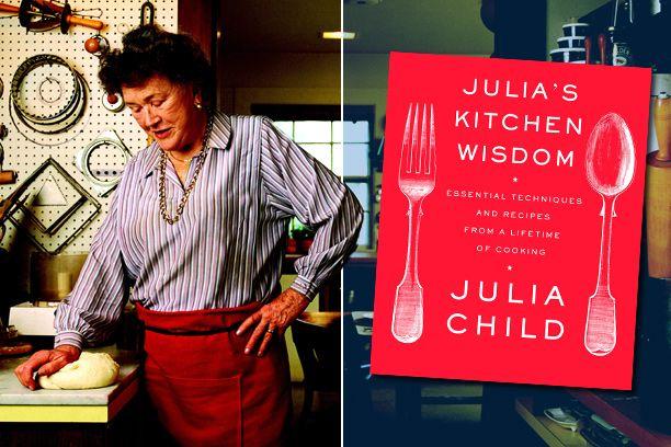 Julia Child's Essential Kitchen Tips | Epicurious.com