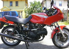 46 best cagiva alazzurra images on Pinterest Custom bikes Custom
