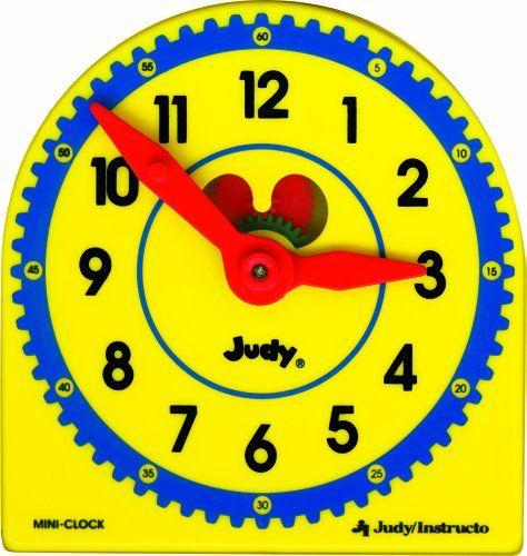 1030 best Teaching Clock images on Pinterest   Teaching ...