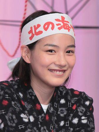 能年玲奈、続編を熱望=「あまちゃん」撮影終了-NHK