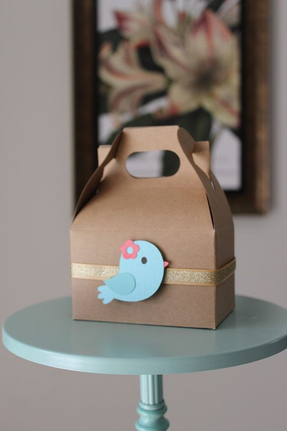1208 best images about gift boxes on pinterest favor for Bird themed bathroom accessories