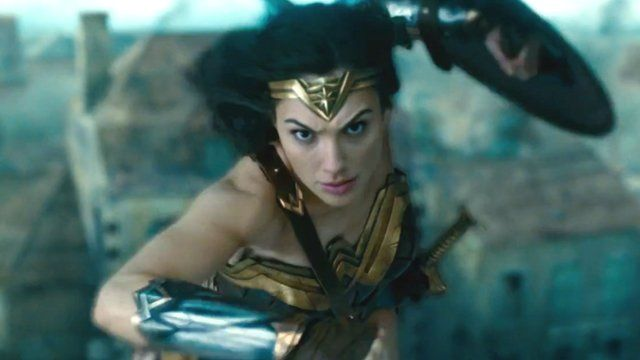 Watch the new Wonder Woman spot for a look at the DC Comics adaptation. What do you think of this new Wonder Woman spot?