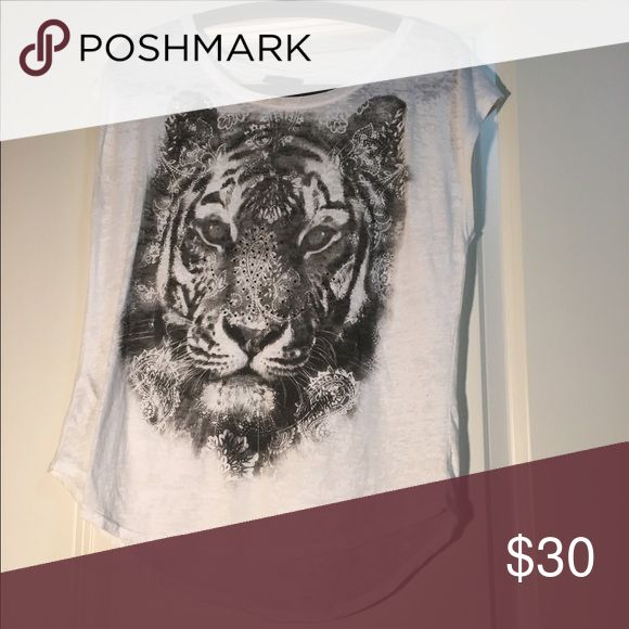 Mango top tiger Top Mango Tops Tees - Short Sleeve
