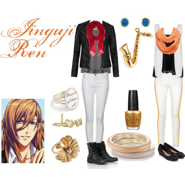 61 Best Images About Uta No Prince-sama Inspired Outfit On Pinterest | Topshop Character ...