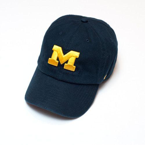Michigan Wolverines '47 Brand Adjustable Hat
