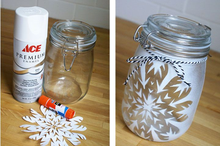 3 creative ways to use a Snowflake DIY at momsbestnetwork.com