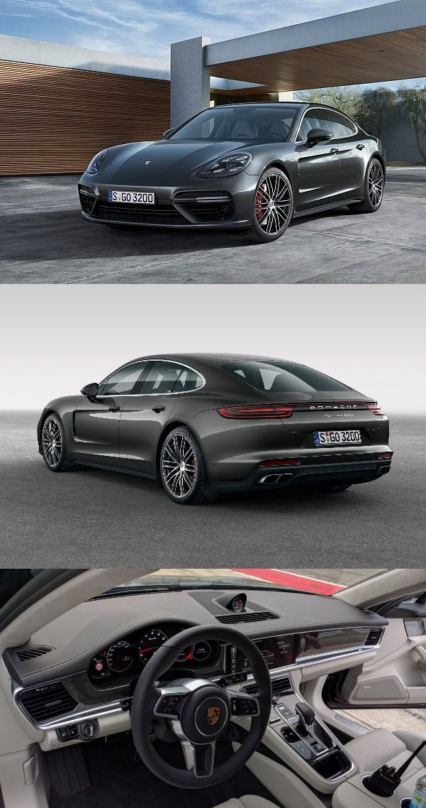 2017 Porsche Panamera Turbo Set To Launch in India on March 22