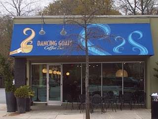 Awesome Dancing Goats Coffee Bar