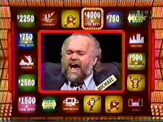 """""""Press Your Luck"""" - one player memorized the patterns of the board to win over $100,000 in 1984.  The producers figured out he was cheating but they had no rule in place to disqualify him."""