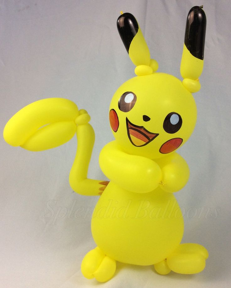 Balloon art, amazing, cool, party, splendid balloons, John Justice, cute, adorable, amazing, California, riverside, Rancho Cucamonga, rancho, fun, gags, Cali, Pokemon, pikachu