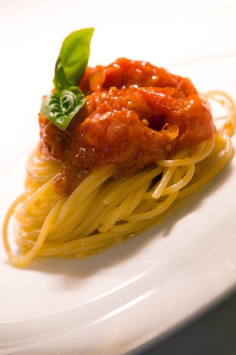Ernesto Iaccarino- tomato spaghetti