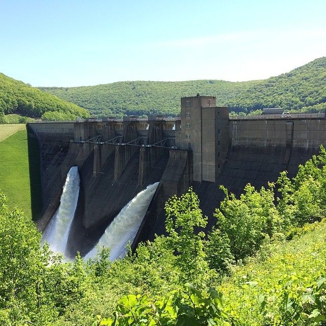 21 best images about water sports in pa on pinterest for Kinzua dam fishing