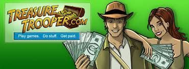 At Treasure Trooper making money online with paid …