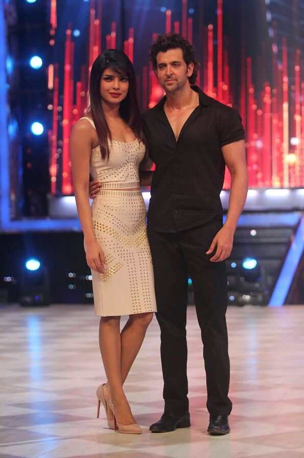 Two Bollywood hotties together