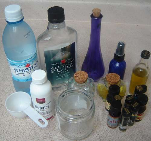 Why spend a fortune on perfume or cologne when you can make your own for cheap. Brand name perfume/cologne can cost from $50-100, why spend that much when you can create your own fragrance with vodka and essential oils.