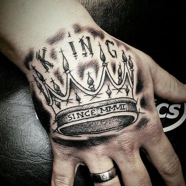 Sleeve Tattoos For Men That Cover Wrists Crown Tattoo Design Crown Tattoo Tattoos