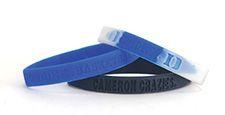 Duke Adult Spirit Band Bracelets. (Clearance Item)