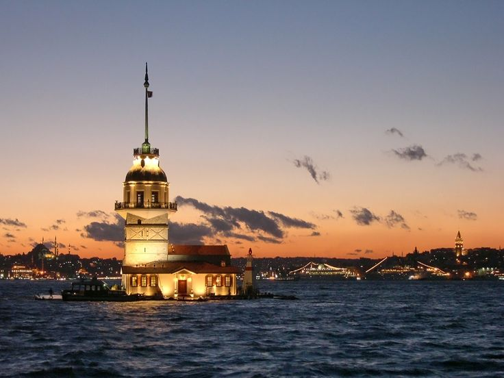 Beautiful nights at the holy city...