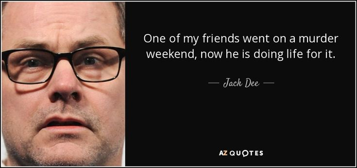 TOP 25 QUOTES BY JACK DEE | A-Z Quotes