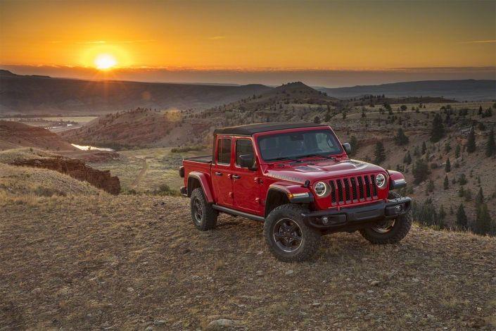 Jeep Gladiator In 2020 Officieel Naar Europa Jeep Gladiatoren Diesel