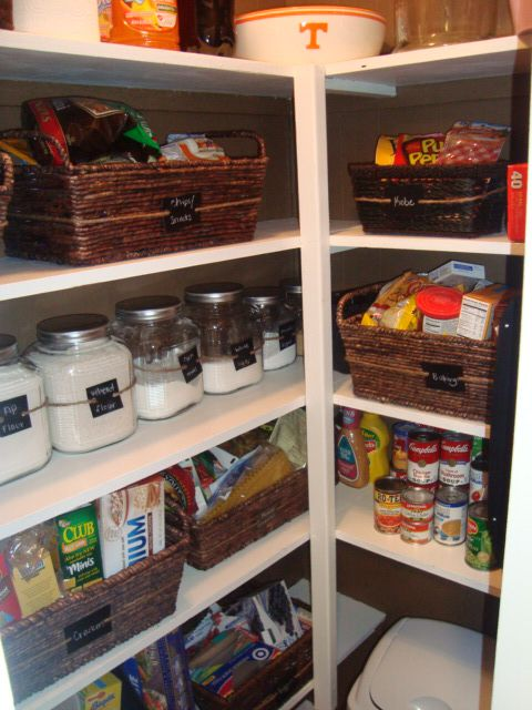 1000 imagens sobre pantry organization ideas no pinterest ...