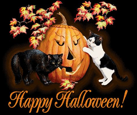 happy halloween pictures | Happy Halloween Day ~ Free! EMO Hi5 Myspace Graphics Glitters Comments ...