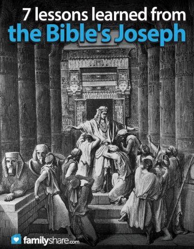 Joseph in the Bible - God - AllAboutGOD.com