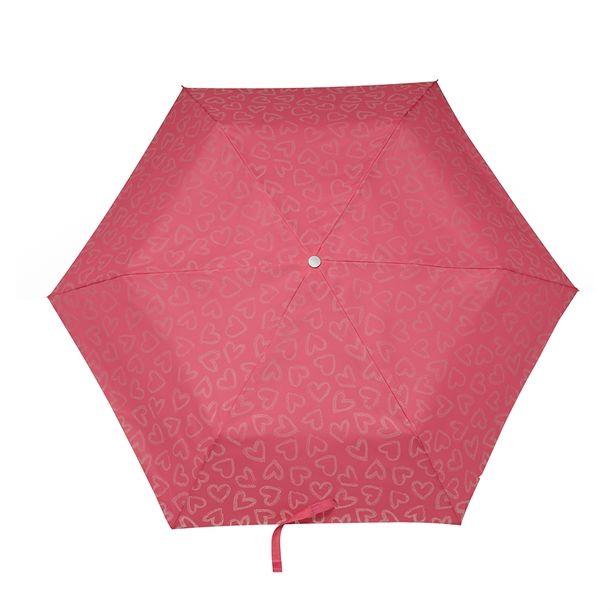 Esernyő fényvisszaverő szivecskékkel 08482