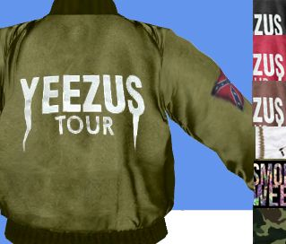 - JMS Creations - Yeezus Tour Jacket Recolor @ - JMS Creations - - JMS Creations - Burberry & Louis Vuitton Celine Handbag Recolor @ - JMS Creations - http://jessicamadelene.weebly.com
