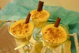 Laura's Litte Kitchen: Majarete Dominicano (Dominican corn pudding)