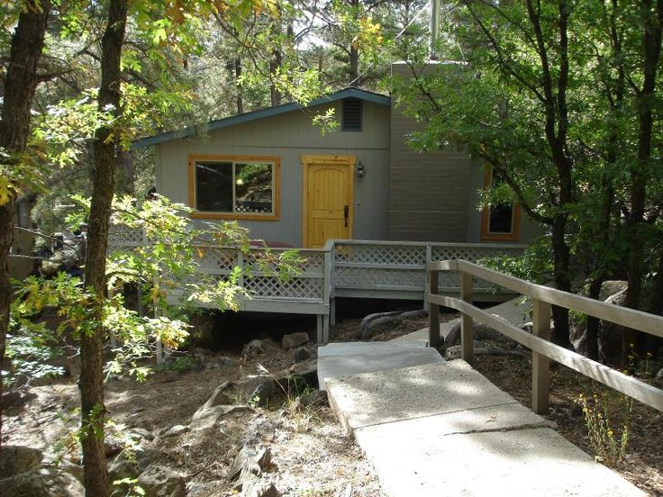 Beautiful Wooded Home Near Downtown Flagstaff !!! in Flagstaff