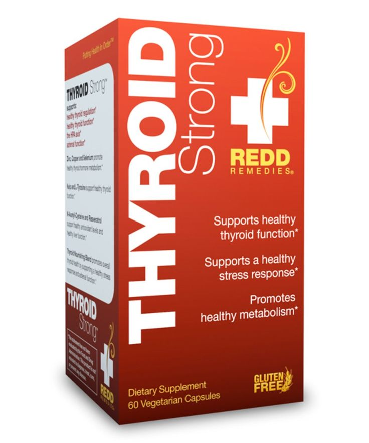 Take a look at this 60-Ct. Thyroid Strong Supplements today!