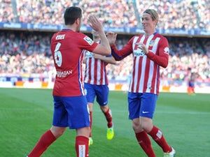 Result: Atletico Madrid see off Elche to reach last 16 of Copa del Rey