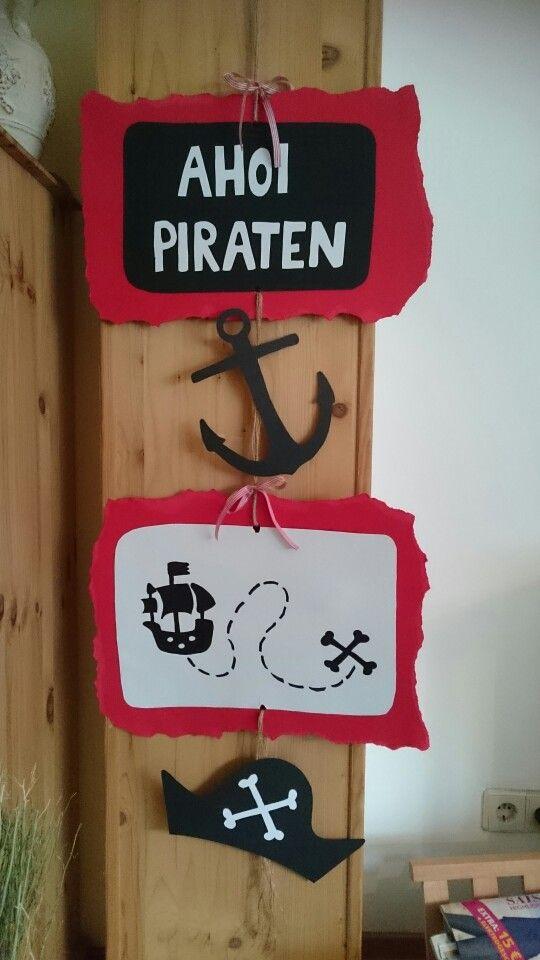 Begrüßung zur Piratenparty