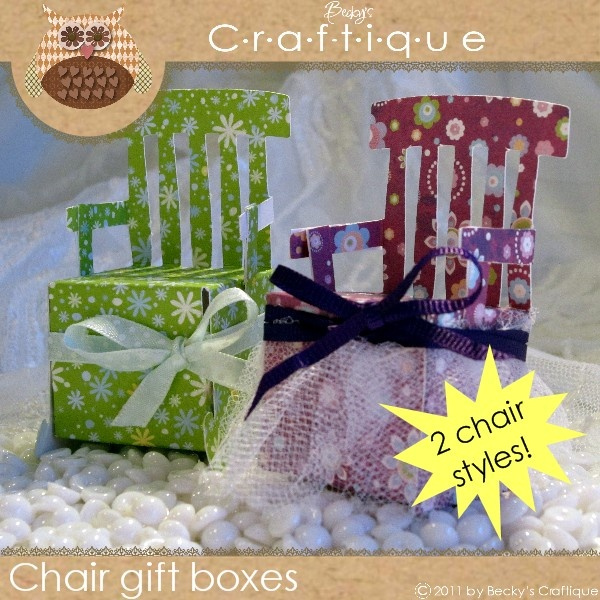 52 best gift box templates images on pinterest craft gift box chair favor boxes these gift box come in two styles a rocking chair a typical box style it is perfect for any occasion and because you can create this solutioingenieria Images