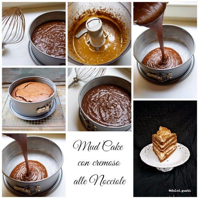 Dolci Gusti: mud cake con cremoso alle nocciole