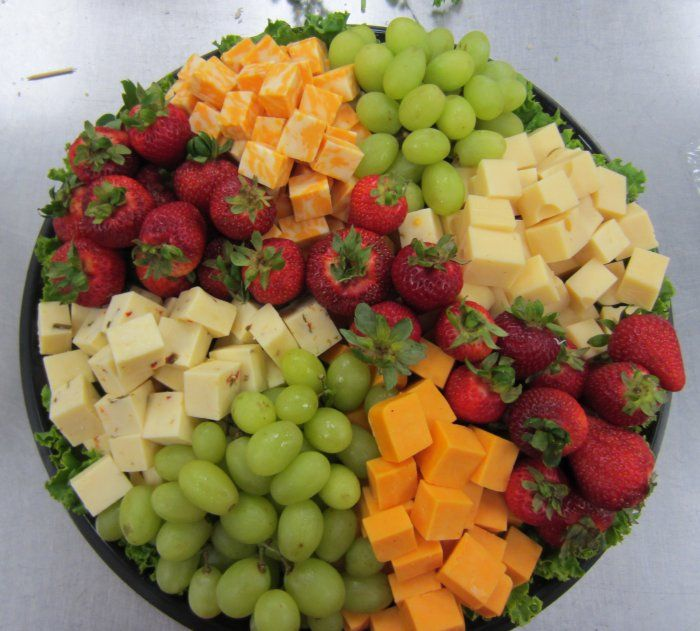 Wedding Reception Food Trays: Cool Fruit Trays For A Special A Occasion! Description