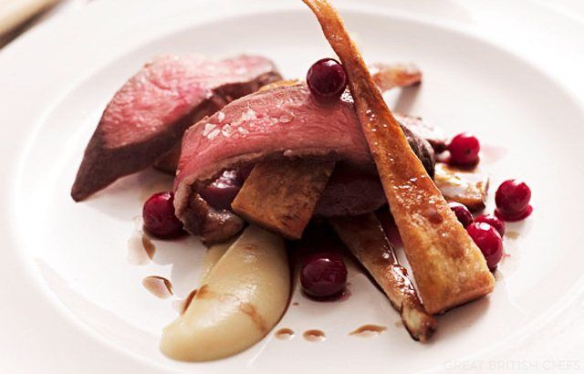 How to Cook Goose - Great British Chefs