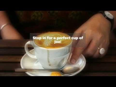 Animoto style: Slide - Joes Coffee Stop